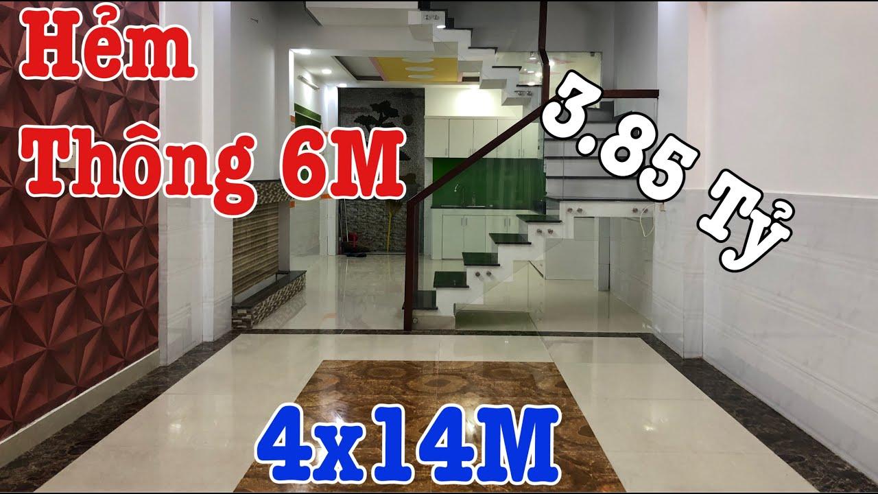 Bán Nhà Quận 12, Bán Gấp Dãy Nhà Lầu Đồng Bộ Hẻm Thông 6M Đường Nguyễn Ảnh Thủ P.Hiệp Thành