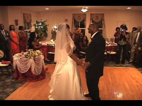 Pauline & Jerome's Wedding Dance (Reggae Style)