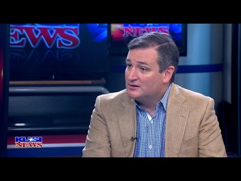 EXCLUSIVE: Senator Ted Cruz on the issues