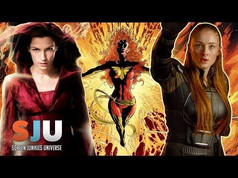 Will X-Men: Dark Phoenix Repeat Mistakes of The Last Stand? - SJU