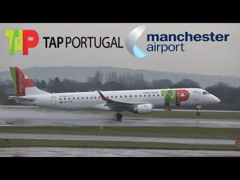 TAP Express Flight 322/323 (Lisbon to Manchester/Manchester to Lisbon)