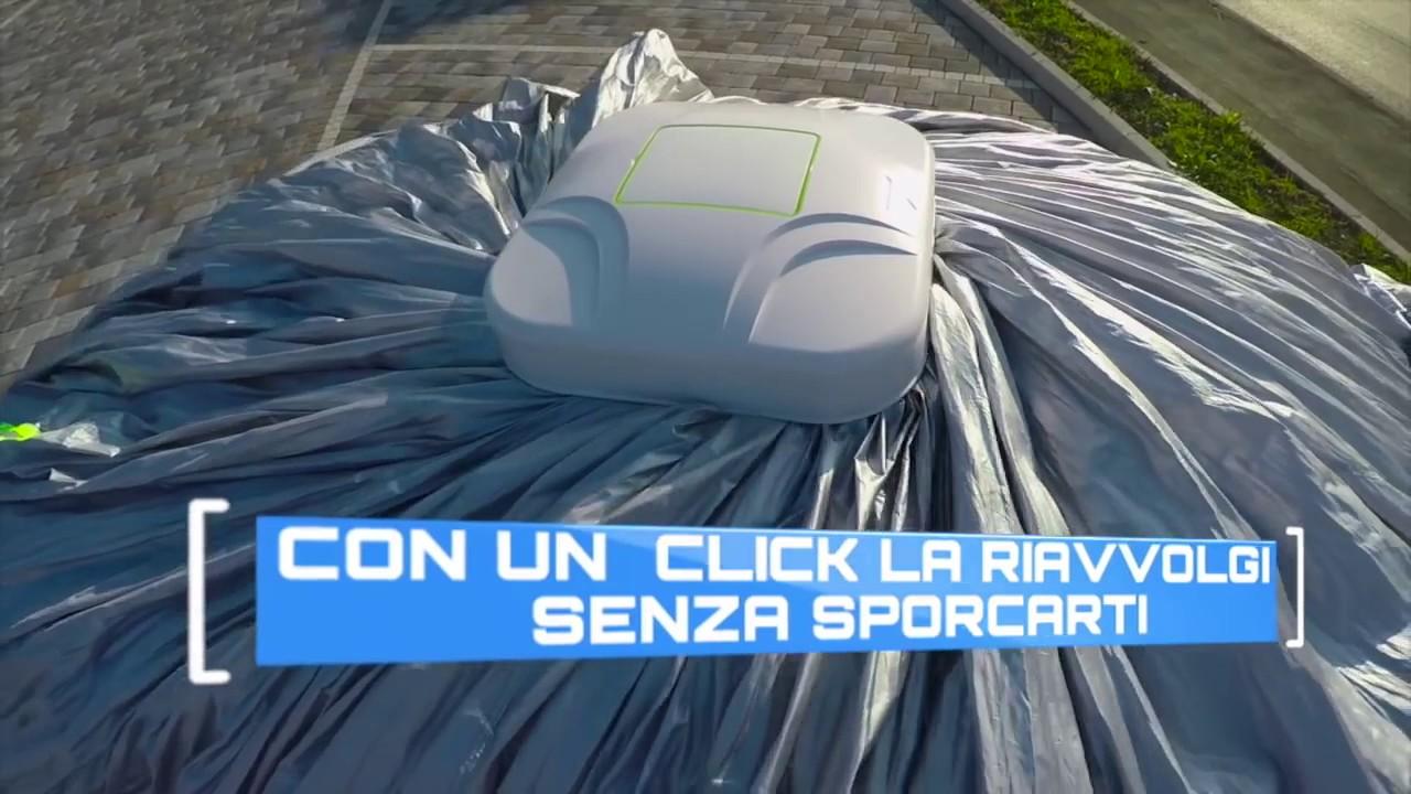 Telo Copriauto Elettrico Smart Cover Youtube