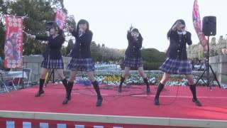 2016/03/12 15時45分~ 戦国・ツワモノ・ロード ライブステージ 大阪城...