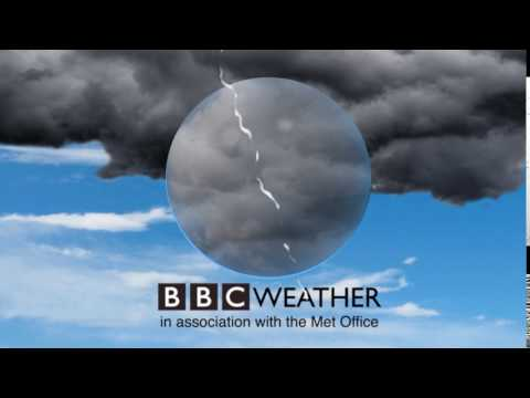 BBC Weather Page