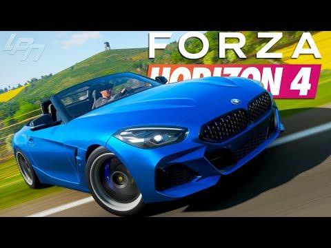 2019 BMW Z4 TUNING! - FORZA HORIZON 4 Part 120 | Lets Play thumbnail