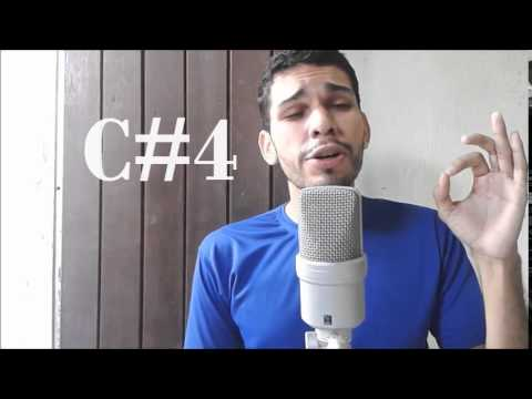 Angelo Lopes - Vocal Range Live (C2 - A4 - F7)
