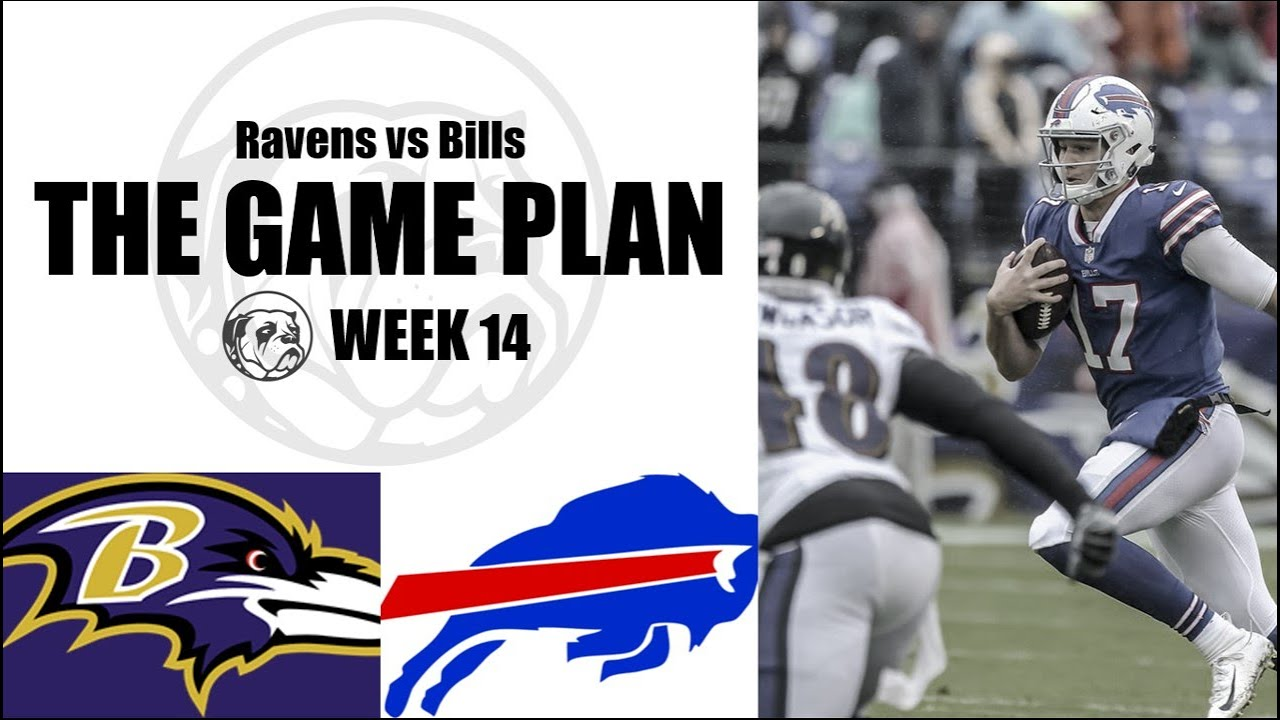 4 boxes for Baltimore Ravens to check to beat Buffalo Bills