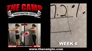 Calexico Fitness 6 Week Hard Body Challenge Results -Christie Jimenez