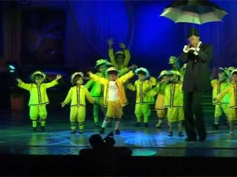 Singing In the Rain Kids Theaterical routine  YouTube