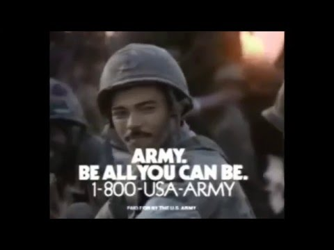 Army be all you can be song