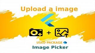 تحميل صورة من الاستوديو او الكاميرة الي تطبيق فلاتر & Flutter Upload images to app screenshot 5
