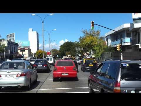 Montevideo, recorrido por calle Jose Batlle y Ordoñez (Propios) 2/2