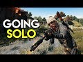 Going Solo - PlayerUnknown's Battlegrounds (PUBG)