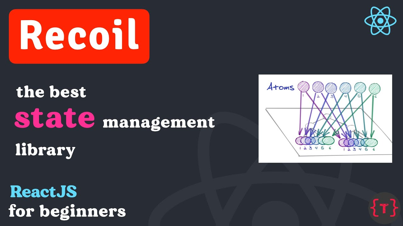 How to use Recoil for State Management in ReactJS or NextJS
