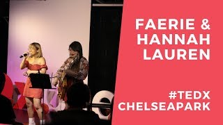 "Team by Lorde (Cover) | Christine ""Faerie"" Lam ft. Hannah Lauren 