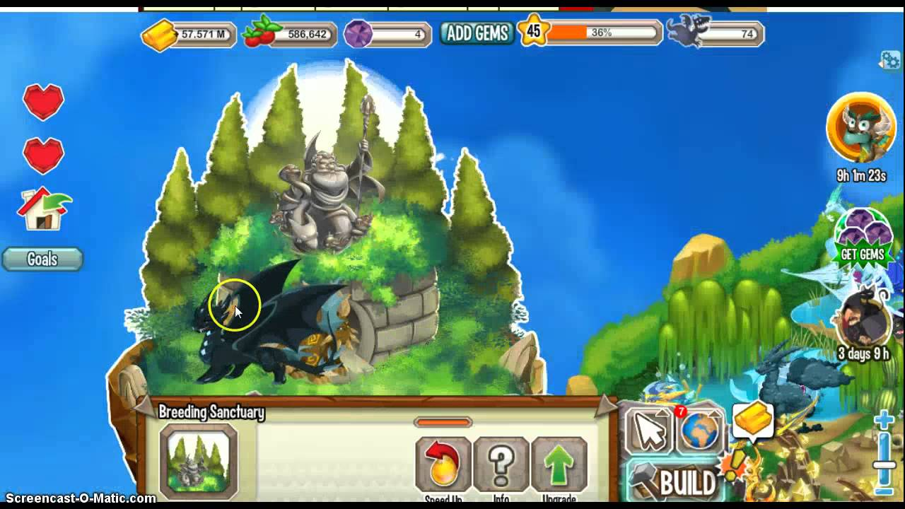 how to breed wizard dragon in dragon city 100 real youtube