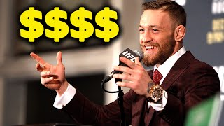 UFC 194: Conor McGregor on doing Mayweather/Pacquiao numbers