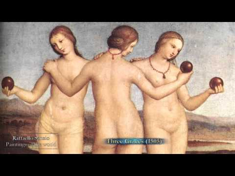 Paintings of the World - Raphael - Part 3