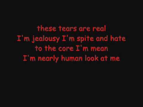 Voltaire - Almost Human (Lyrics)