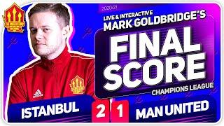 GOLDBRIDGE! Istanbul Basaksehir 2-1 Manchester United Match Reaction