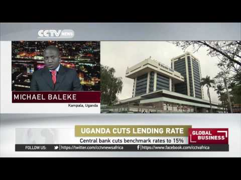 Uganda Central Bank cuts rate for second time as inflation outlook improves