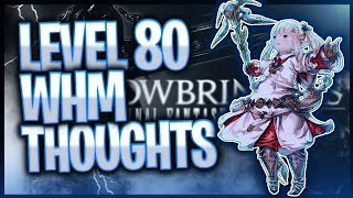 FFXIV Shadowbringers: Initial Thoughts on LVL 80 White Mage
