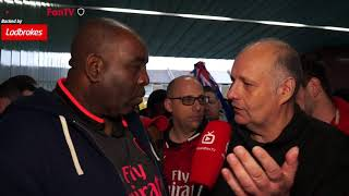 Arsenal 2-0 Tottenham | Everyone Went To War Today, Im Proud!! (Claude)