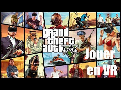 Tuto [FR] Jouer à GTA V en VR avec REAL Mod (Epic Games et Steam)