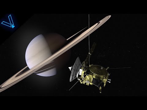 What Did Cassini See During Its Historic Mission To Saturn? 1997-2017 (4K UHD)