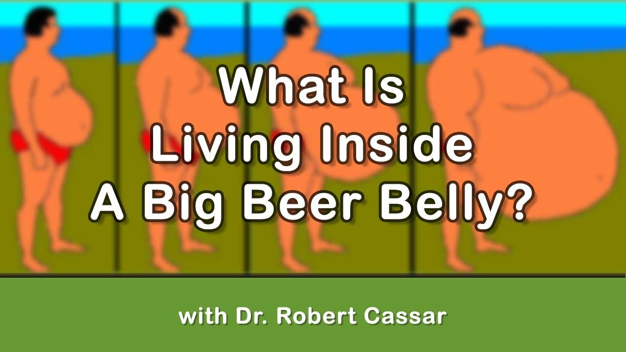 Why a big belly
