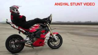 Heavy Bike  (Gangnam Style) in USA