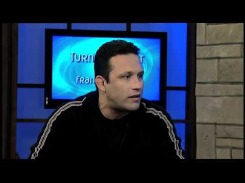 Turning Point with Frank MacKay  martial arts fighter Renzo Gracie