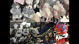 Primark, Girls and Boys Hats and Scarves - January,2019