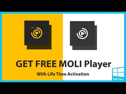 How To   Get MoliPlayer For Free   100% Working All WP/W10M Device   2017