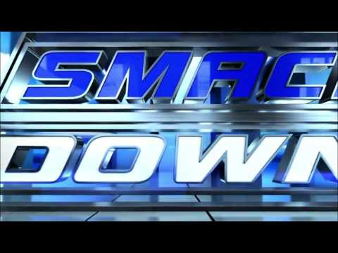 Wwe Smack Down Graphics Package 2016