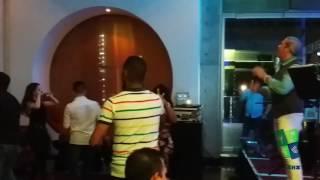 hotel Radison Decapolis en Panamá con luisben instalación de sonido para la orquesta