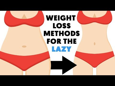 6 Quick Tips to Lose Weight If You're Lazy