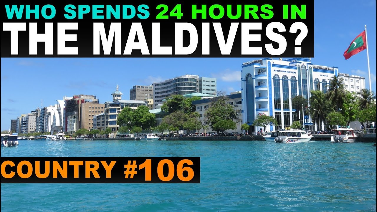 A Tourists Guide To Male, Maldives - Youtube-4328