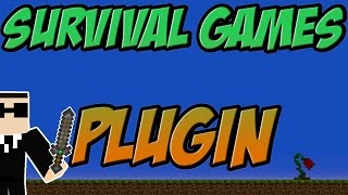 Survival Games Bukkit Plugin Minecraft | 1.8.x Spigot | German| | Tutorial | BungeeCord