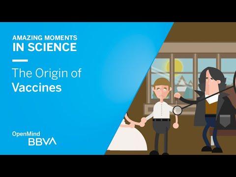 The Origin of Vaccines