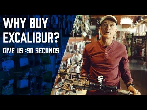 90 Seconds: Why Buy Excalibur