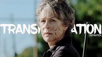The Walking Dead Carol Stirbt