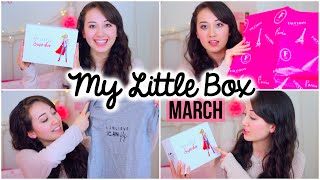 My Little Box Unboxing ♡ March 2015