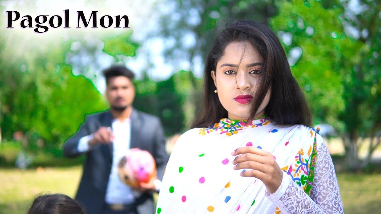 Pagol Mon re | New hindi Song 2020 | Heart touching love story | Mithun Saha | Fall in Love