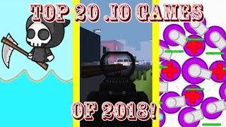 Top 20 Best .io Games of 2018!
