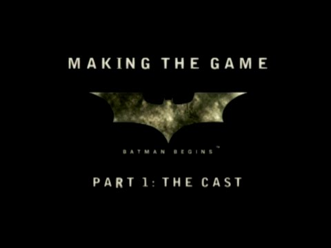 Batman Begins: Making The Video Game (2005)