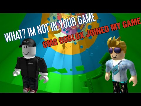 Crowd Me Im Famous Roblox Making People Think Famous People Join Them In Roblox Fail Youtube