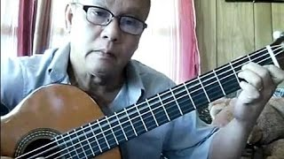 Cuối Cùng Cho Một Tình Yêu (Trịnh Công Sơn - thơ: Trịnh Cung) - Guitar Cover