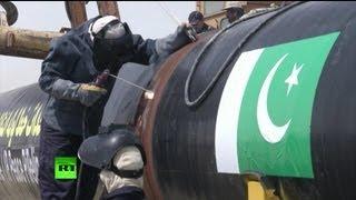 Пакистан и Иран построят совместный газопровод