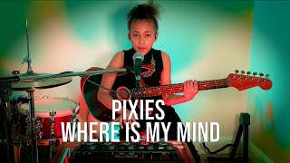Where is My Mind - Pixies - Loop Cover - Boss RC 505 - Acoustasonic Stratocaster - Ludwig Drums